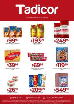 Catálogo Supermercados Tadicor ( Caduca mañana )