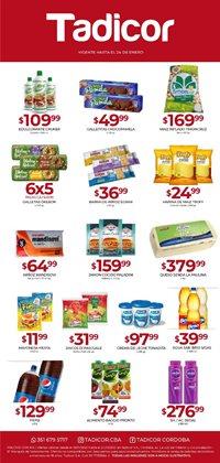 Catálogo Supermercados Tadicor ( Caduca hoy )