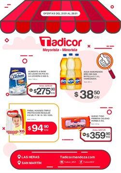 Ofertas de Leche en polvo en Supermercados Tadicor