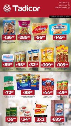Ofertas de Hiper-Supermercados en el catálogo de Supermercados Tadicor ( 3 días más)