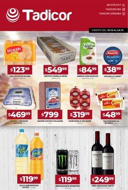 Ofertas de Supermercados Tadicor en el catálogo de Supermercados Tadicor ( Vence mañana)