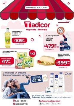 Ofertas de Supermercados Tadicor en el catálogo de Supermercados Tadicor ( 3 días más)
