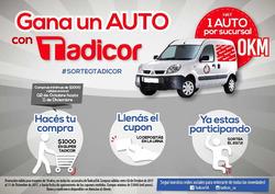 Ofertas de Supermercados Tadicor  en el folleto de Córdoba