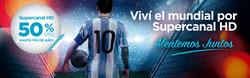 Ofertas de Supercanal  en el folleto de Buenos Aires