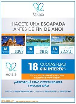 Ofertas de Volalá  en el folleto de Buenos Aires