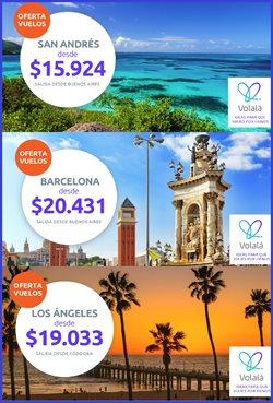 Ofertas de Hoteles  en el folleto de Volalá en Buenos Aires