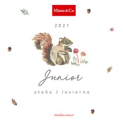 Catálogo Mimo & Co en Moreno ( Publicado ayer )