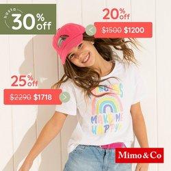 Catálogo Mimo & Co ( Vence hoy)