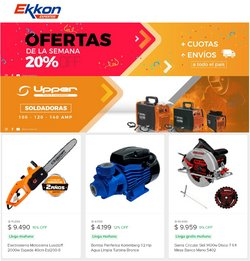 Ofertas de Ekkon en el catálogo de Ekkon ( Vencido)
