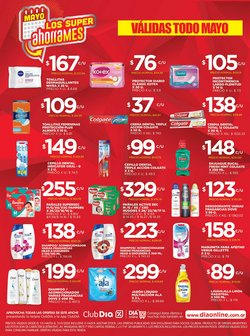 Ofertas de Enjuague bucal en Supermercados DIA