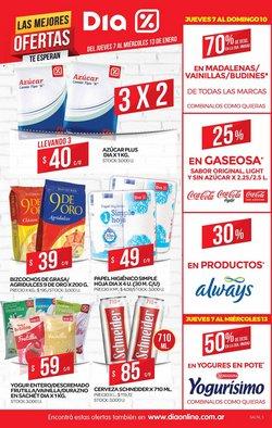Catálogo Supermercados DIA en Libertador General San Martín (Jujuy) ( Caducado )