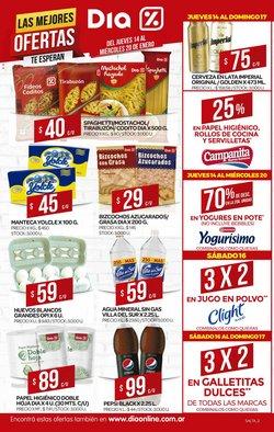 Ofertas de Yogur en Supermercados DIA