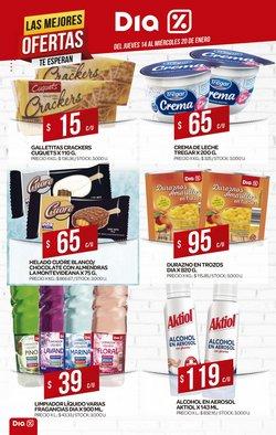 Ofertas de Cremas en Supermercados DIA