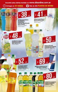 Ofertas de Fernet en Supermercados DIA
