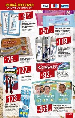 Ofertas de Shampoo en Supermercados DIA