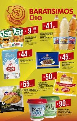 Ofertas de Queso crema en Supermercados DIA