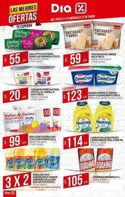 Ofertas de Papel de cocina en Supermercados DIA