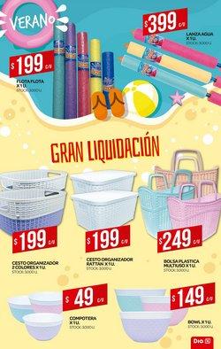 Ofertas de Liquidaciones en Supermercados DIA