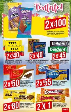 Ofertas de Chocolate en Supermercados DIA