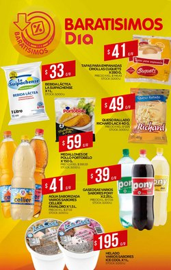 Ofertas de Queso rallado en Supermercados DIA