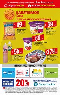 Catálogo Supermercados DIA ( 2 días más )