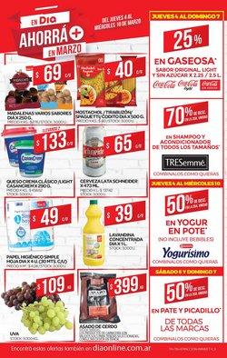 Ofertas de Coca-Cola en Supermercados DIA