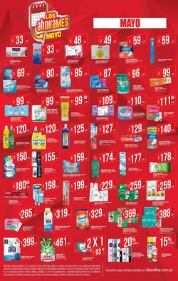Catálogo Supermercados DIA ( 18 días más)