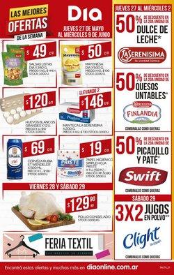 Ofertas de Supermercados DIA en el catálogo de Supermercados DIA ( Vencido)