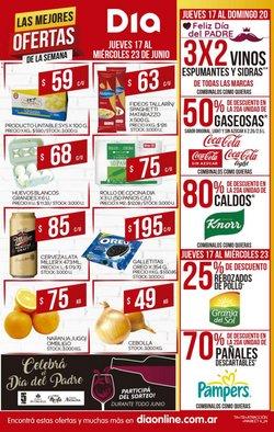 Catálogo Supermercados DIA ( Vence mañana)