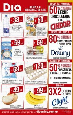 Catálogo Supermercados DIA ( 8 días más)