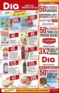 Catálogo Supermercados DIA ( 3 días más)