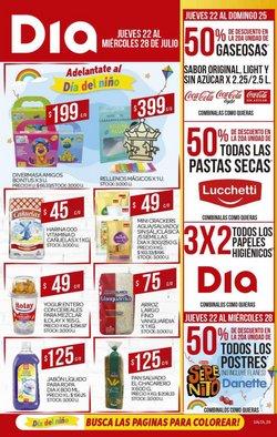 Catálogo Supermercados DIA ( 2 días más)