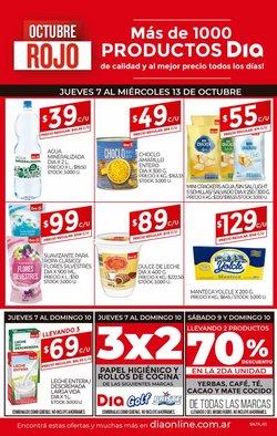 Ofertas de Supermercados DIA en el catálogo de Supermercados DIA ( 8 días más)