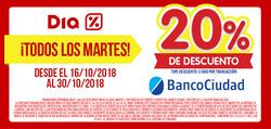 Ofertas de Dia  en el folleto de Buenos Aires