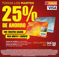 Cupón Supermercados DIA en San Martín ( 2 días publicado )