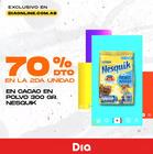 Cupón Supermercados DIA en Recoleta ( Caduca mañana )