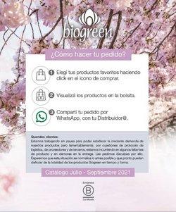 Ofertas de Perfumería y Maquillaje en el catálogo de Biogreen ( Más de un mes)