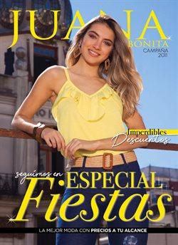 Ofertas de Ropa, Zapatos y Accesorios en el catálogo de Juana Bonita en Ingeniero Maschwitz ( Más de un mes )