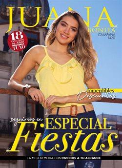 Catálogo Juana Bonita ( Publicado hoy )