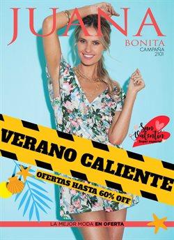Ofertas de Ropa, Zapatos y Accesorios en el catálogo de Juana Bonita en Caleta Olivia ( Más de un mes )