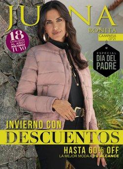 Catálogo Juana Bonita ( 23 días más)
