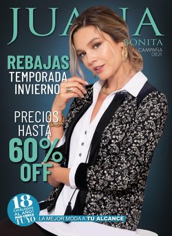Ofertas de Ropa, Zapatos y Accesorios en el catálogo de Juana Bonita ( 6 días más)