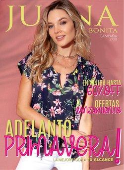 Catálogo Juana Bonita ( 20 días más)