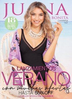 Catálogo Juana Bonita ( 30 días más)