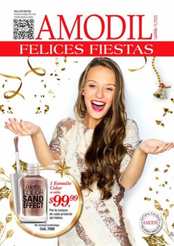 Ofertas de Perfumería y Maquillaje en el catálogo de Amodil en Godoy Cruz ( Publicado hoy )