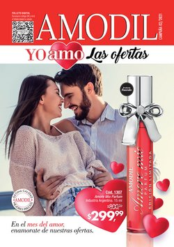Ofertas de Perfumería y Maquillaje en el catálogo de Amodil en Comodoro Rivadavia ( 16 días más )