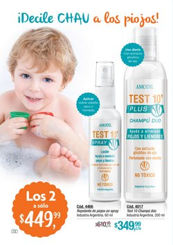 Ofertas de Shampoo en Amodil