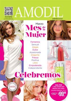 Ofertas de Perfumería y Maquillaje en el catálogo de Amodil en Rosario ( Más de un mes )