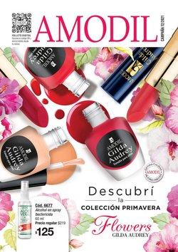 Ofertas de Perfumería y Maquillaje en el catálogo de Amodil ( 14 días más)