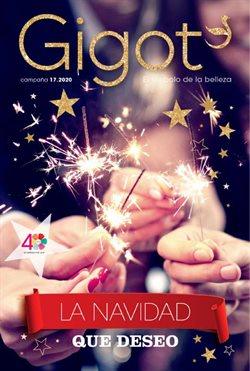 Ofertas de Perfumería y Maquillaje en el catálogo de Gigot en Bernal ( Más de un mes )